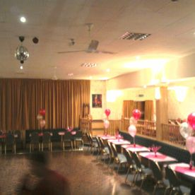 Quarry Conservative & Union Club function room